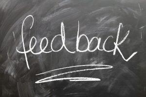 feedback, confirming, board