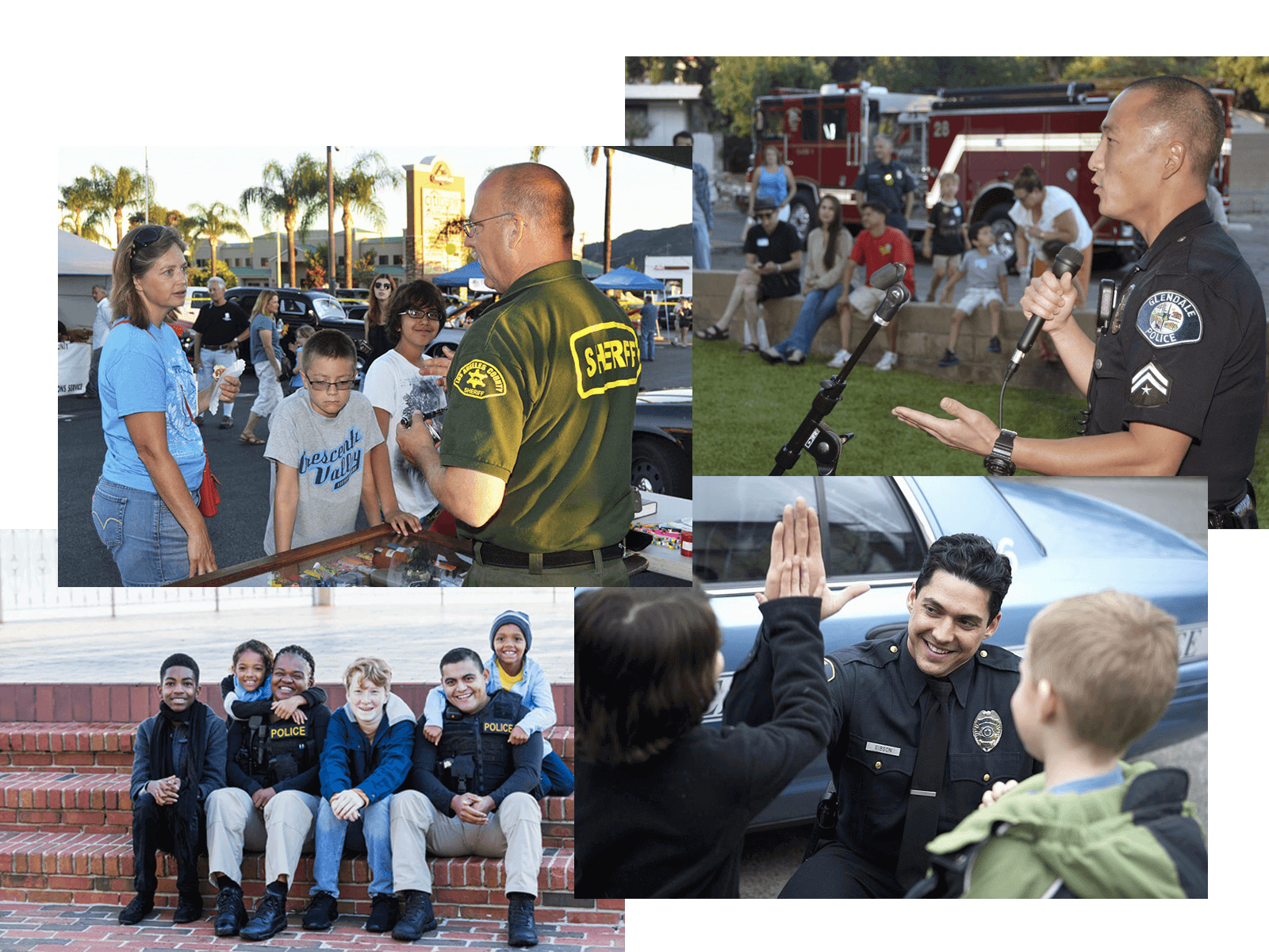 community policing events